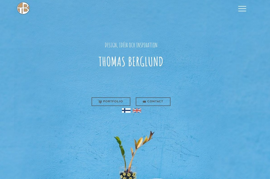 Thomas-berglund.com - Website